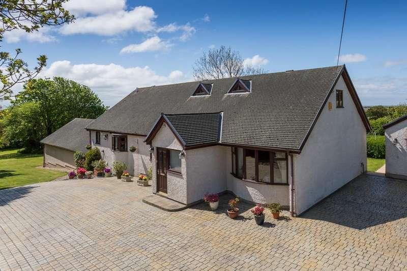 4 Bedrooms Detached House for sale in Haven Lea, 39 Chapel Lane, Overton, Heysham, Lancashire LA3 3JA