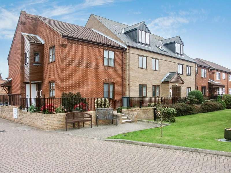 2 Bedrooms Sheltered Housing Retirement Property for sale in Tanyard Court, Station Road