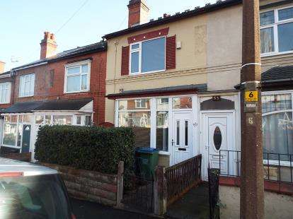 3 Bedrooms House for sale in Pargeter Road, Bearwood, West Midlands