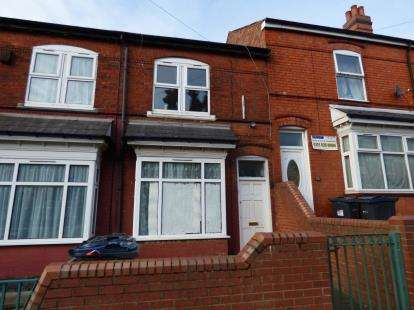 3 Bedrooms Terraced House for sale in Esme Road, Sparkbrook, Birmingham, West Midlands