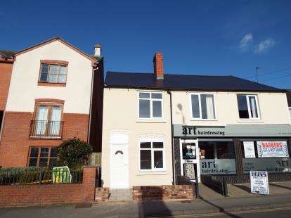 2 Bedrooms End Of Terrace House for sale in Hednesford Road, Heath Hayes, Cannock, Staffordshire