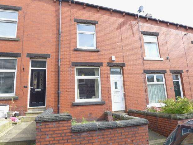 2 Bedrooms Terraced House for sale in Hollins Road Todmorden