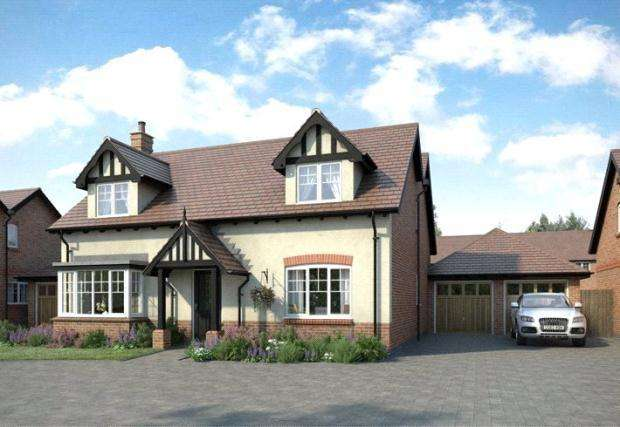 4 Bedrooms Detached House for sale in Oaklands Lane, Smallford, St. Albans, Hertfordshire