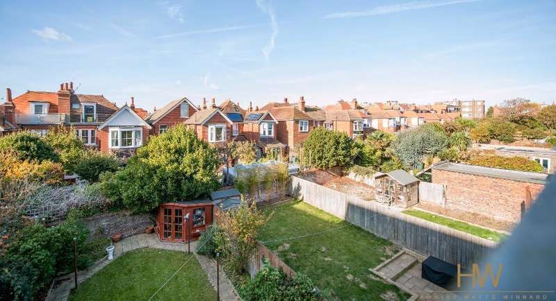 5 Bedrooms Semi Detached House for sale in Hove Street, Hove, East Sussex, BN3 2DH