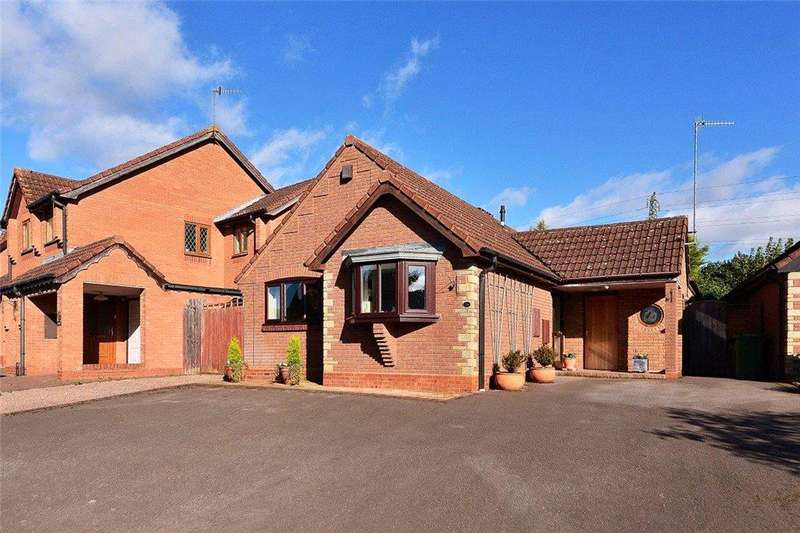2 Bedrooms Detached Bungalow for sale in Damson Way, Bewdley, DY12