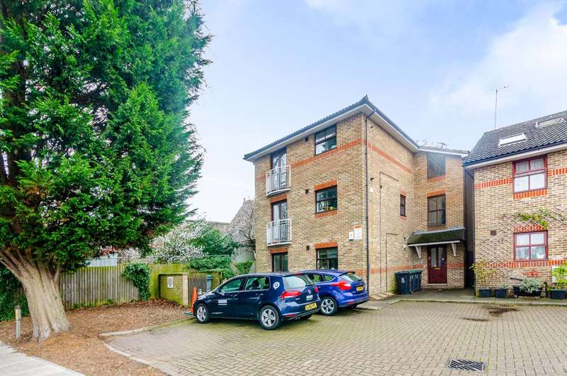 2 Bedrooms Flat for sale in Coppetts Road, Muswell Hill, N10