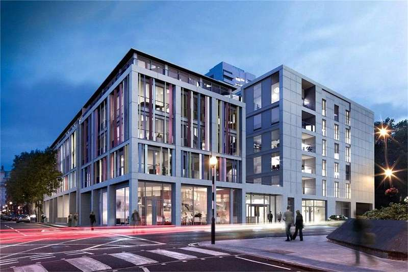 3 Bedrooms Flat for sale in The Chilterns, Chiltern Street, Marylebone, London, W1U