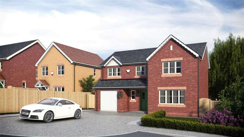 4 Bedrooms Detached House for sale in Pentrosfa Leys, Llandrindod Wells, Powys