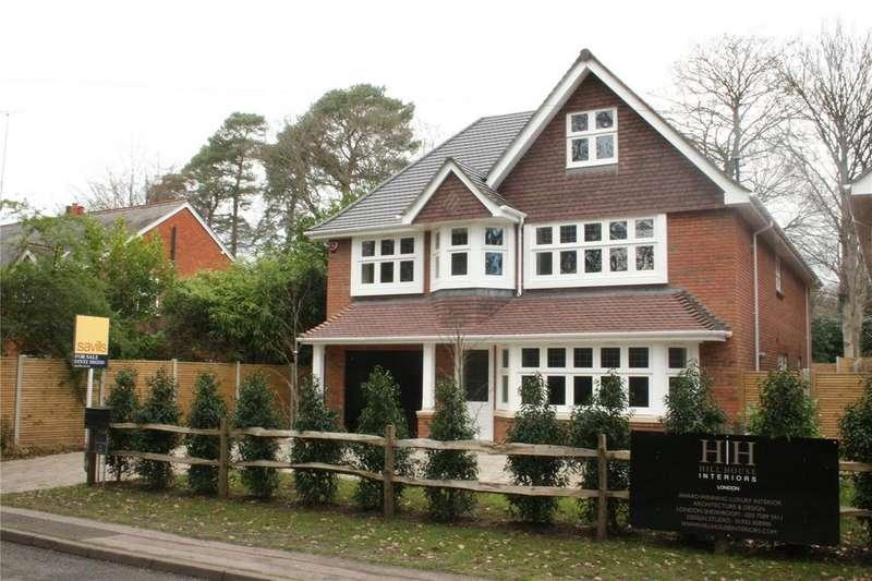 5 Bedrooms Detached House for sale in Littleheath Lane, Cobham, KT11