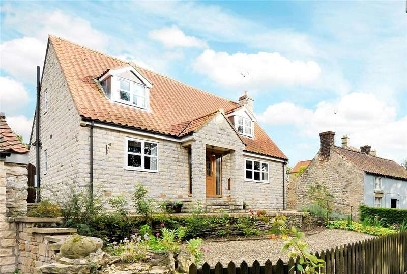 3 Bedrooms Unique Property for sale in Mill Street, Harome, York, YO62