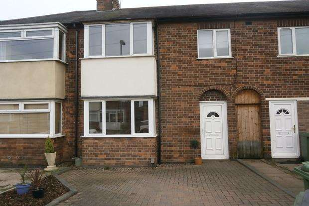 3 Bedrooms Terraced House for sale in Leyland Road, Leicester, LE3