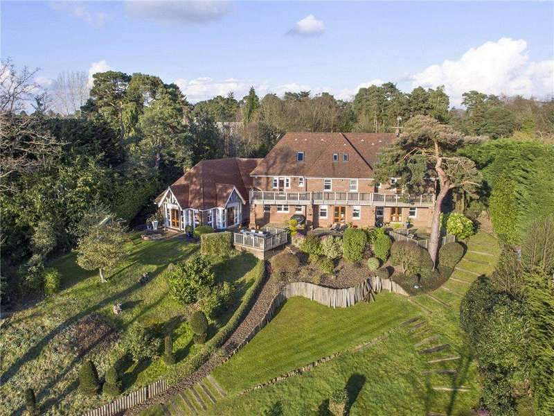 6 Bedrooms Detached House for sale in Old Avenue, St George's Hill, Weybridge, Surrey, KT13