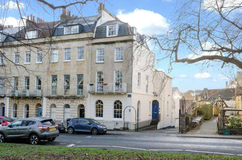4 Bedrooms Terraced House for sale in Beaufort Buildings, Suspension Bridge Road, Clifton, Bristol, BS8