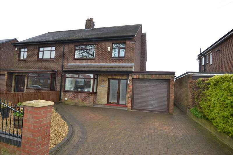 3 Bedrooms Semi Detached House for sale in Wilton, Wellfield Road South, Wingate, Co.Durham, TS28