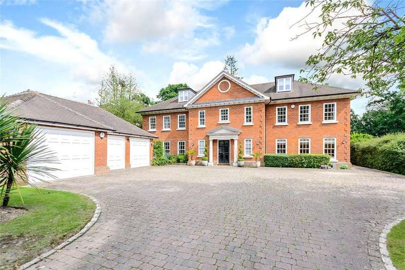 6 Bedrooms Detached House for sale in Nightingales Lane, Chalfont St Giles, Buckinghamshire, HP8