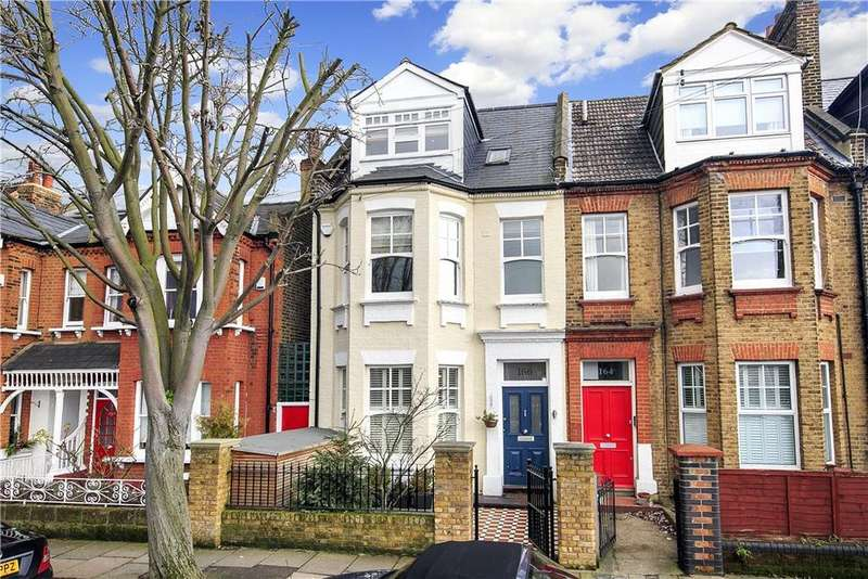 6 Bedrooms Semi Detached House for sale in Amyand Park Road, Twickenham, TW1