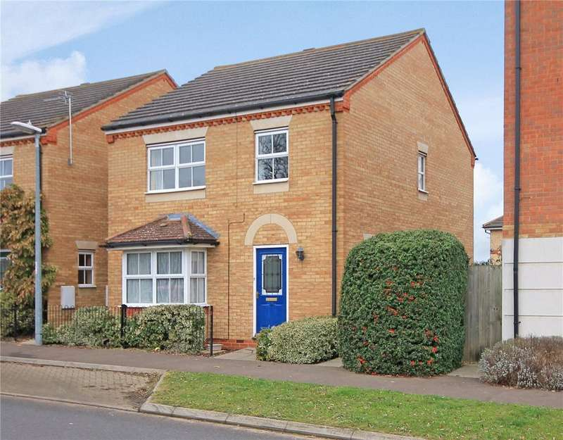 4 Bedrooms Detached House for sale in Tenison Manor, Cottenham, Cambridge, CB24