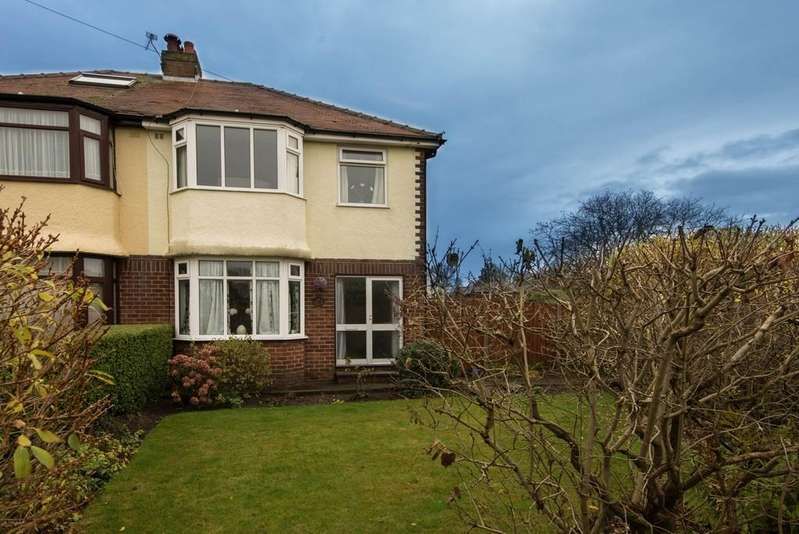 3 Bedrooms Semi Detached House for sale in Highfield Road, Ormskirk