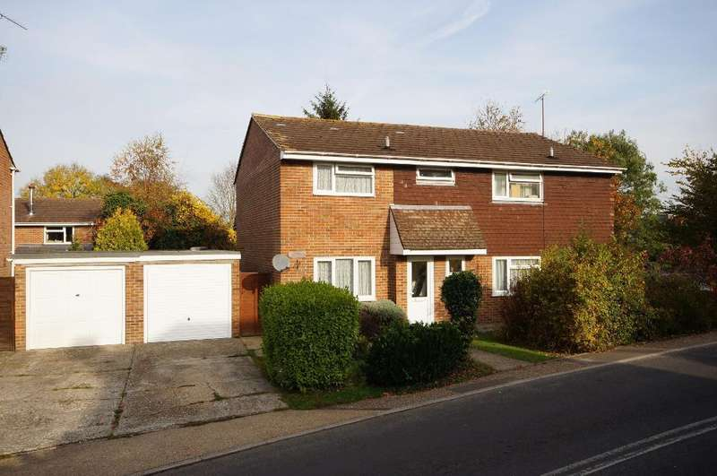 3 Bedrooms Semi Detached House for sale in Jarvis Lane, Steyning, West Sussex, BN44 3GL