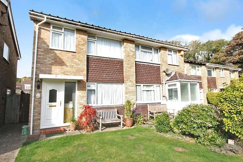 3 Bedrooms Semi Detached House for sale in Juniper Walk, Shoreham-by-Sea, BN43 6JE