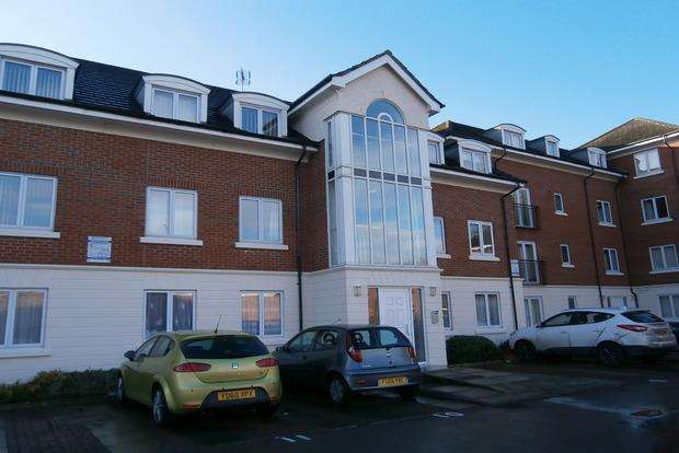 2 Bedrooms Flat for sale in Block A, 69 Bradgate Street, Leicester, LE4