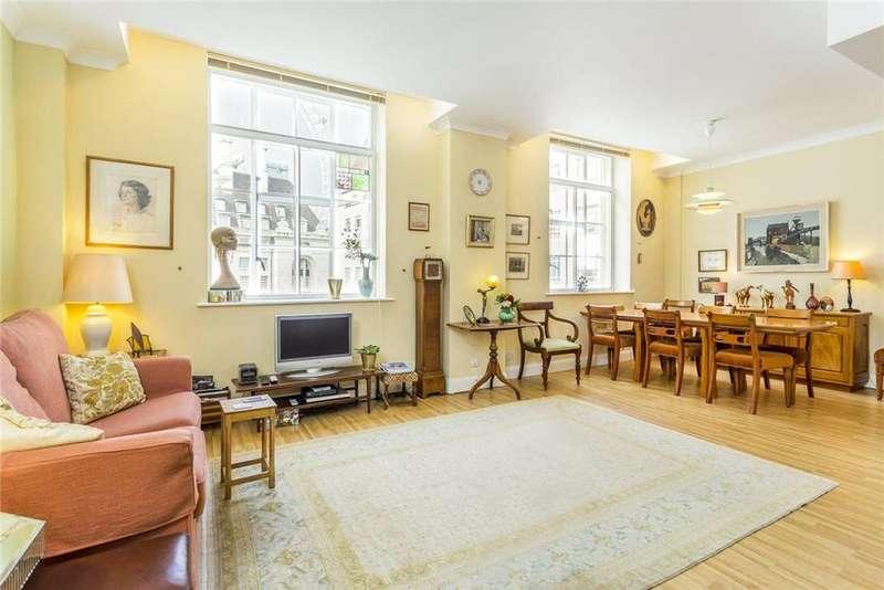 3 Bedrooms Flat for sale in North Block, 1D Belvedere Road, London, SE1