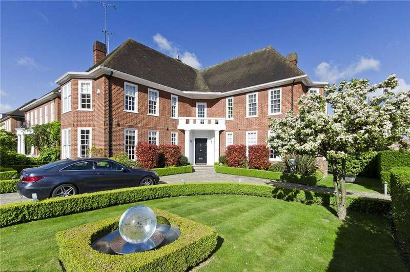 7 Bedrooms Detached House for sale in Winnington Road, Hampstead Garden Suburb, London, N2