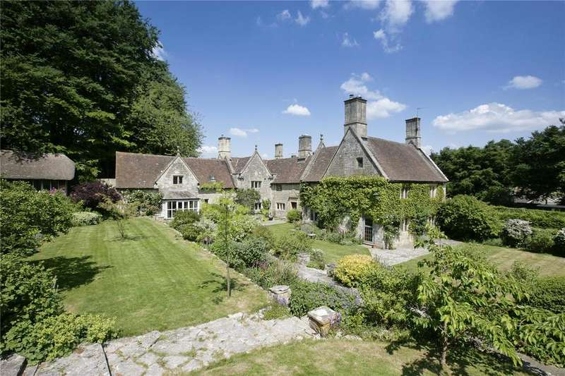 6 Bedrooms Detached House for sale in Becketts Lane, Chilmark, Salisbury, SP3