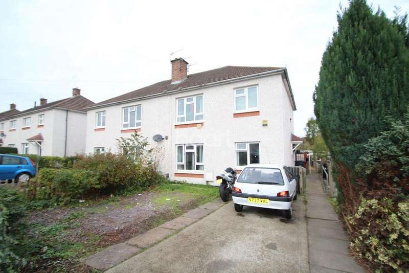 1 Bedroom Flat for sale in Church Hill Road, Mountsorrel