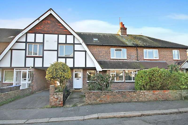 4 Bedrooms Terraced House for sale in Marine Close, West Worthing BN11 5DG