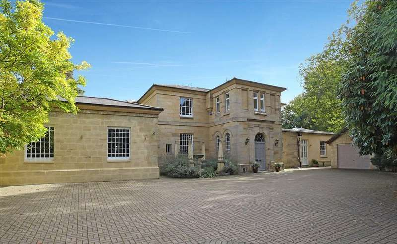 6 Bedrooms Detached House for sale in Speldhurst Hill, Speldhurst, Tunbridge Wells, Kent, TN3