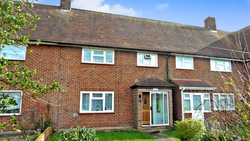3 Bedrooms Terraced House for sale in Southville Close, Feltham