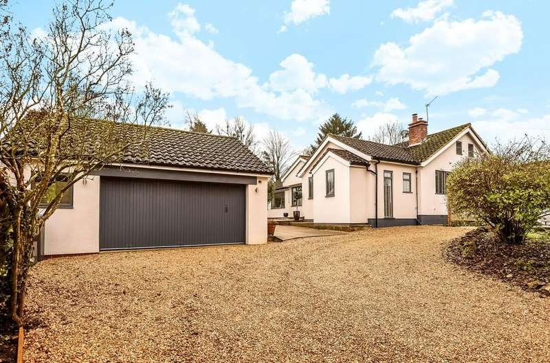 4 Bedrooms Detached Bungalow for sale in Kineton Road, Pillerton Priors