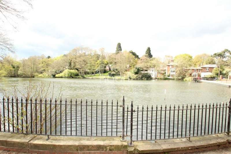2 Bedrooms Flat for sale in Albany Gardens