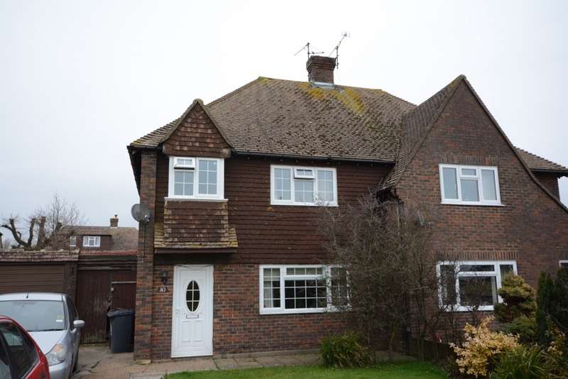 3 Bedrooms Semi Detached House for sale in LANSDOWNE CRESCENT, HAILSHAM, East Sussex, BN27