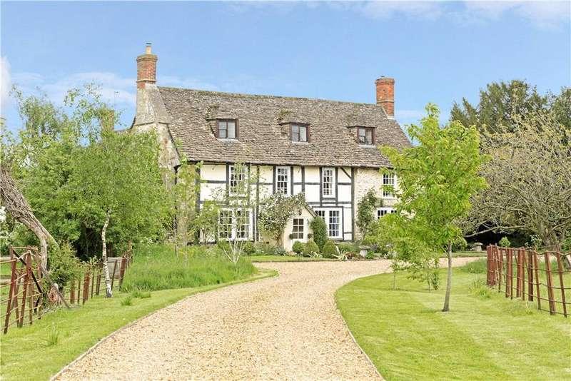 6 Bedrooms Detached House for sale in Tytherton Lucas, Chippenham, Wiltshire, SN15
