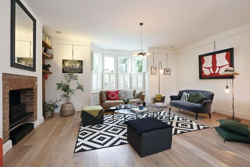 4 Bedrooms House for rent in The Avenue, Chiswick, London, W4
