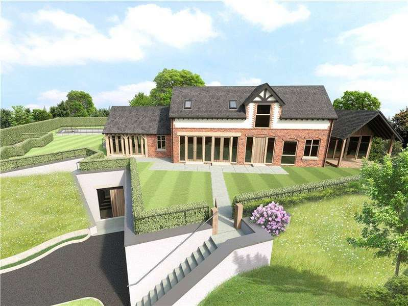 5 Bedrooms Land Commercial for sale in Bankhall Lane, Hale, Cheshire, WA15