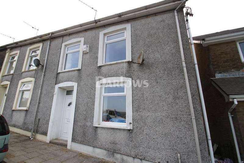 3 Bedrooms End Of Terrace House for sale in Pentre Road, Maerdy