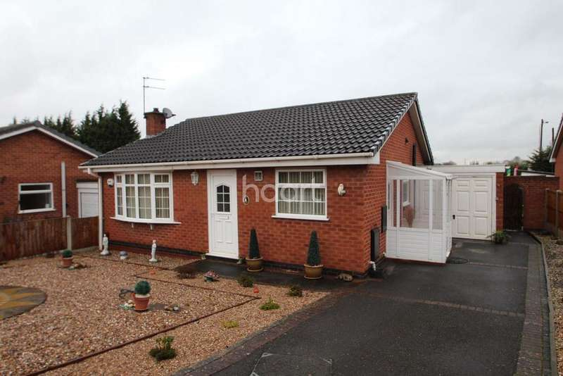 3 Bedrooms Bungalow for sale in The Ropewalk, Kegworth