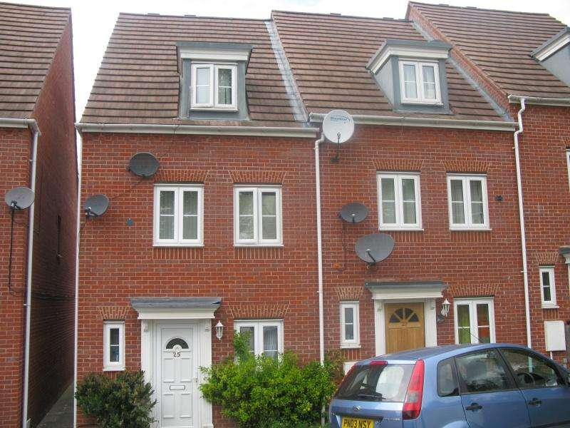 4 Bedrooms Semi Detached House for sale in SCHOLARS CLOSE, HANDSWORTH, BIRMINGHAM, B21