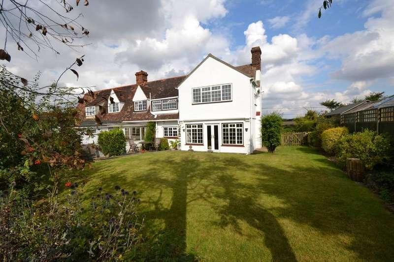 3 Bedrooms Semi Detached House for sale in The Haven, Springhill, Widdington, Saffron Walden, Essex