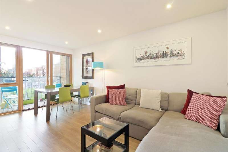 2 Bedrooms Apartment Flat for sale in Verdigris Apartments, Bethnal Green E2