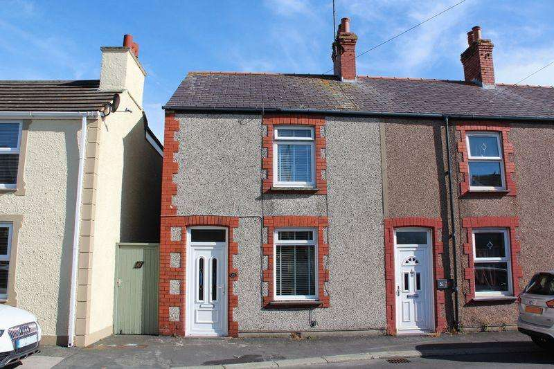 2 Bedrooms Terraced House for sale in Kingsland Road, Holyhead