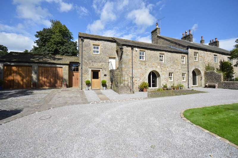 4 Bedrooms Cottage House for sale in Scosthrop Cottage, Airton, Skipton,