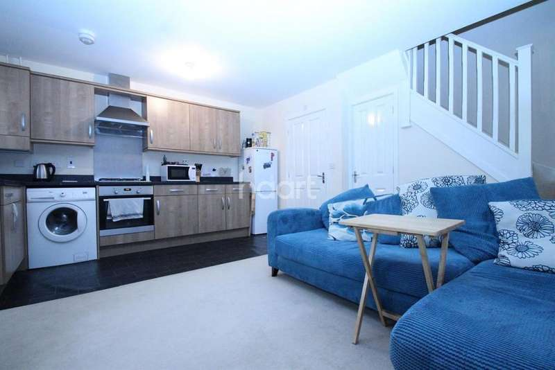 1 Bedroom Terraced House for sale in Spiros Road, Cardea, Peterborough