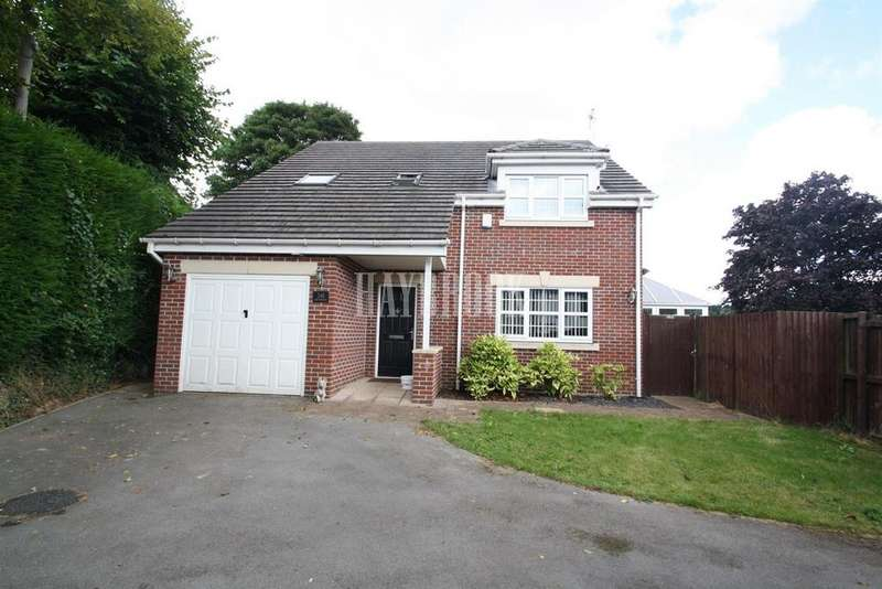 4 Bedrooms Detached House for sale in Hollinsend Road, Gleadless, S12