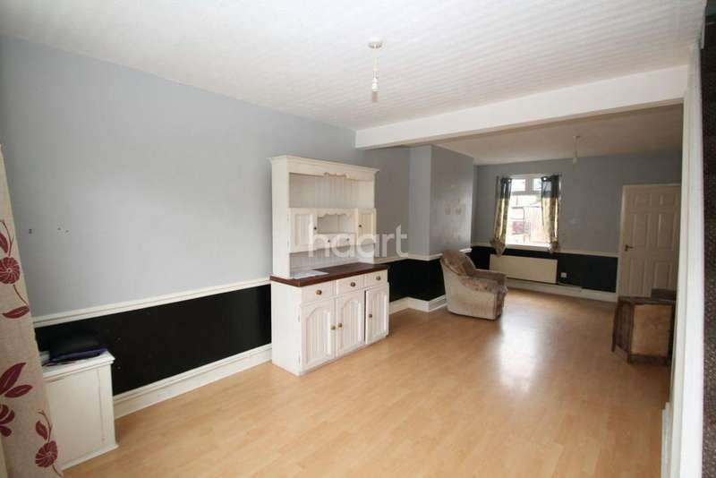 2 Bedrooms End Of Terrace House for sale in Staveley Street, Edlington
