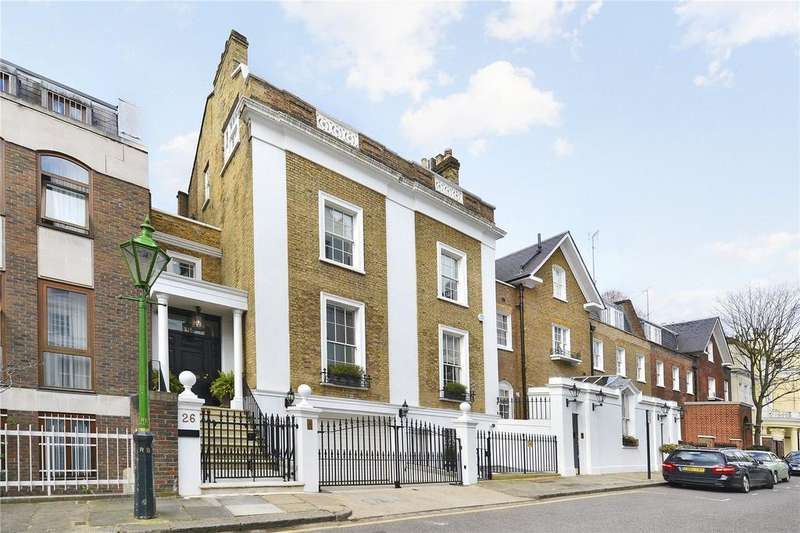 6 Bedrooms House for rent in Hyde Park Gate, Knightsbridge, London