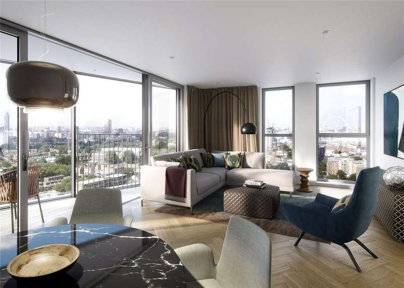 2 Bedrooms Flat for sale in Two Fifty One, Union Street, Southwark, London, SE1